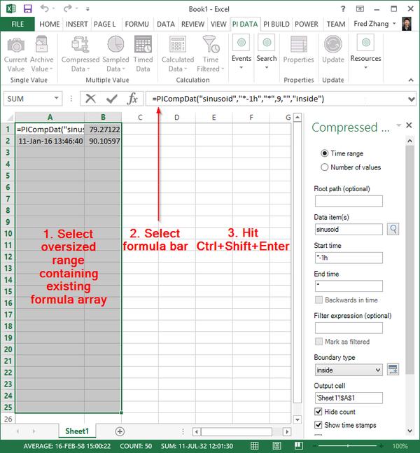 KB01284 - PI DataLink Tips and Tricks