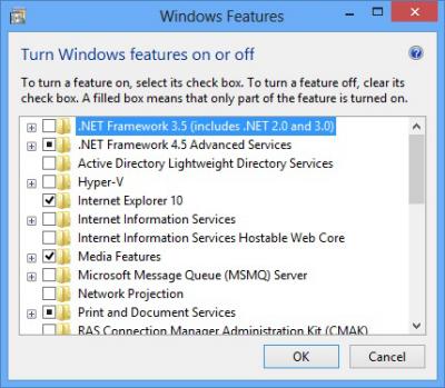 microsoft net framework 3.5 standalone installer