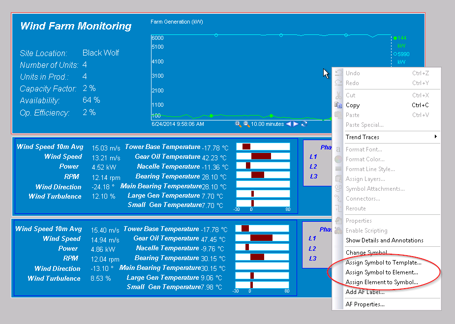 kb01122 features of the pi processbook af display builder add in